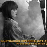 Ilustración Hiperrealista aplicada al Tatuaje